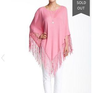 NEW Acrobat Soft Pink Poncho